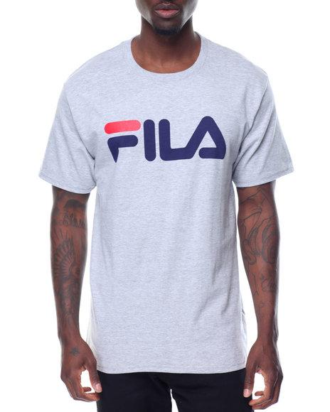 Fila - Short Sleeve Logo Tee