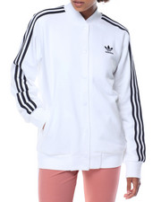 Light Jackets - 3-STRIPES BOMBER JACKET