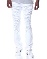 Jeans & Pants - Heavy Rip & Repairs Slim Jean