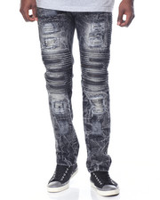 Jeans & Pants - Cloud - Wash Denim Jeans