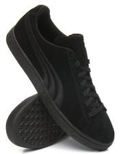 Sneakers - Suede Classic Badge Sneaker
