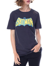 Graphix Gallery - Batman Destroyed Oversized Tee