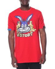Shirts - History Money Bunny S/S Tee