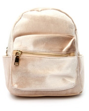 Fashion Lab - Velvet Mini Back Pack