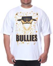 Men - Street Bullies Gold Glitter Tee (B&T)