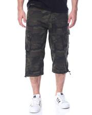 Men - Long Cargo Shorts-2096228