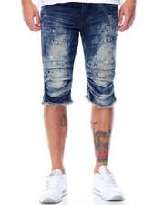 Men - Premium Wash Denim Shorts