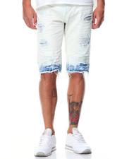 Men - Arctic Rip - Off Denim Shorts