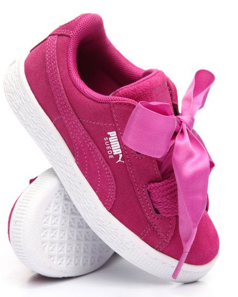 Puma - Suede Heart PS Sneaker (11-3)