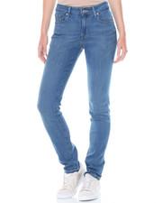 Levi's - Mid Rise Sandblasted Skinny Jean