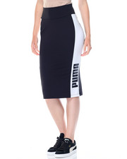 Skirts - ARCHIVE LOGO PENCIL SKIRT