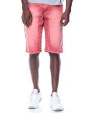 Men - Pastel 5 - Pocket Stretch Denim Shorts