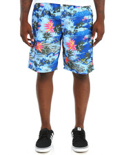 Men - Surf Coated Micro Swim Trunks