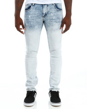 Jeans & Pants - Shadow Trim 5-Pocket Stretch Denim Jeans