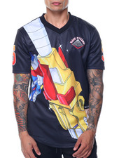 Shirts - Battle Bot S/S Jersey