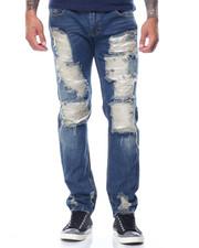 Men - Rip & Repair Denim Jeans