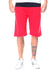 Men - Colorblock Knit Short