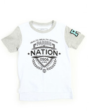 Boys - Graphic Tee (2T-4T)
