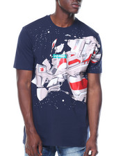 Men - Space Station 1 S/S Tee