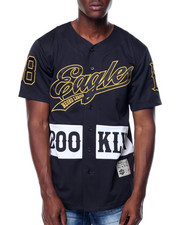 Stall & Dean - Brooklyn Eagles Nylon Baseball Jersey