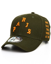 Men - Paris Don't Raise Your Voice Dad Hat