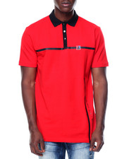 Men - Seam Seal S/S Polo
