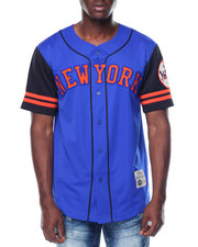 Stall & Dean - New York Knights Nylon Baseball Jersey
