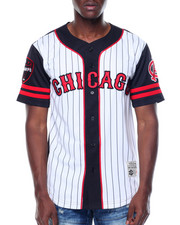 Stall & Dean - Chicago Giants Nylon Baseball Jersey