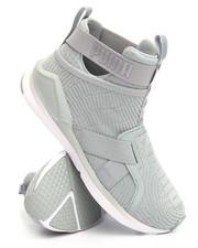 Footwear - Fierce Strap Sneakers