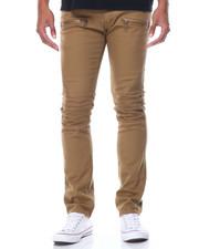 Jeans & Pants - Zip Moto Twill Jeans