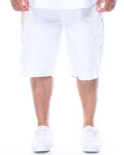 Parish - Solid Denim Jean Shorts (B&T)-2100019