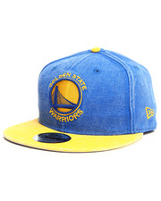 New Era - 9Fifty Rugged Canvas Golden State Warriors Snapback