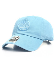 Men - Golden State Warriors Columbia Clean Up 47 Strapback