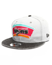 Men - 9Fifty Rugged Canvas San Antonio Spurs Snapback