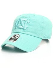 Men - North Carolina Tar Heels UNC Tiffany Blue Clean Up 47 Strapback