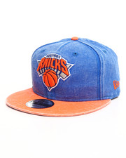 New Era - 9Fifty Rugged Canvas New York Knicks Snapback