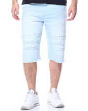 Buyers Picks - Rip & Repair Color Denim Shorts