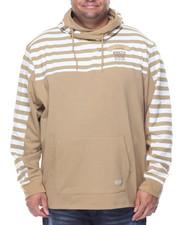 Parish - L/S Stripe Hoodie (B&T)