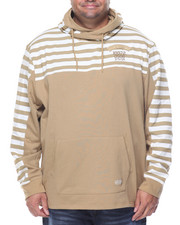 Men - L/S Stripe Hoodie (B&T)