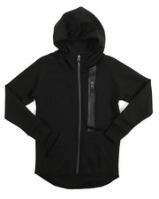 Boys - Tech Fleece Zip Hoody (8-20)