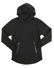 Arcade Styles - Tech Fleece Pullover Print Hoodie (8-20)