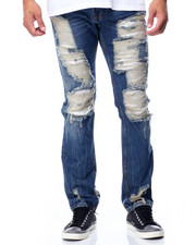 Men - Rip & Repair Denim