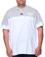Men - Short Sleeve Polo (B&T)