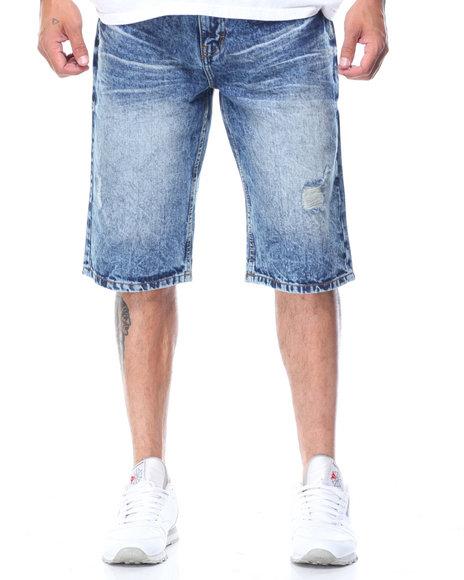 Akademiks - American 5 Pocket Denim Shorts