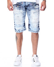 Shorts - Ripped Painters Denim Short