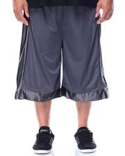 Shorts - Contrast Trim Dazzle Short (B&T)
