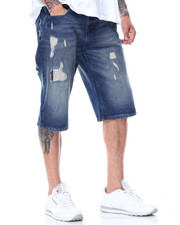 Akademiks - European Style Denim Shorts