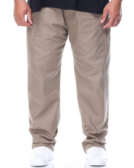 Akademiks - Shady Stretch Twill Pants (B&T)
