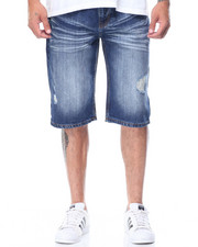 Akademiks - American 5 Pocket Denim Shorts