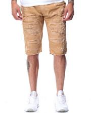 Shorts - Rip & Repair Paint Splatter Shorts